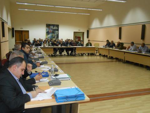 Δημοτικό Συμβούλιο δήμου Πέλλας