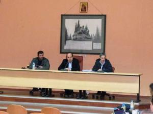 Συνεδρίαση Οργάνου Πολιτικής Προστασίας δήμου Πέλλας